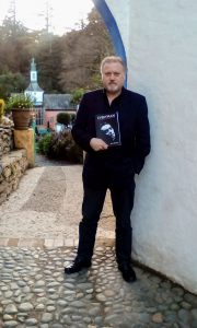 Brian Gorman launches 'Everyman' at Portmeirion 2017