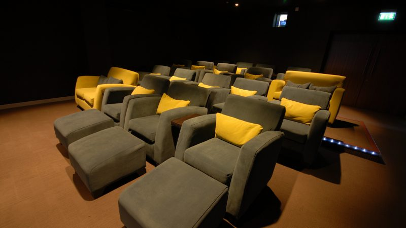 The Landing - Screening Room